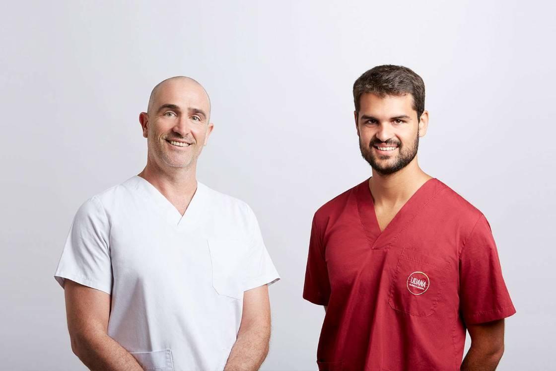 clinica dental udana en barcelona