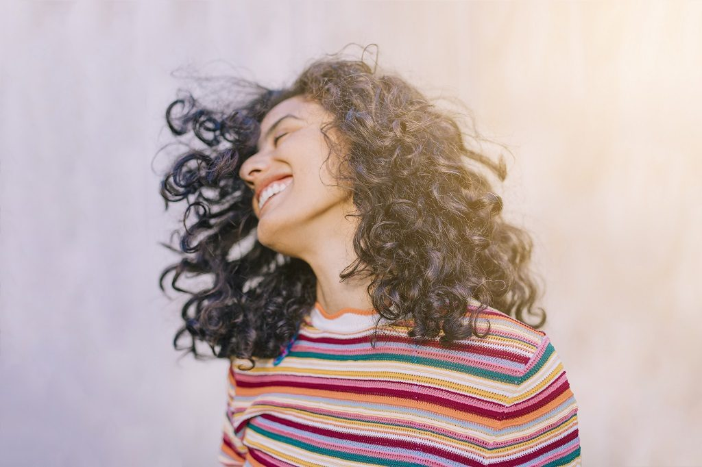 Sonrisa armónica